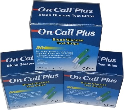On Call Plus 150 Glucometer Strips