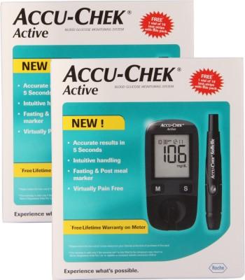 ACCU-CHEK Active Meter Glucometer