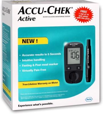 ACCU-CHEK Active Blood Glucose Glucometer