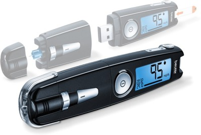Beurer Blood Glucose Monitoring Systems GL 50mg/dl Glucometer