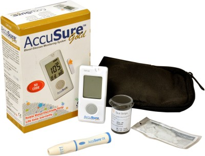 AccuSure GM 100 Glucometer