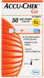 Accu-Chek Go 50 Strip Glucometer