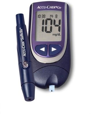 ACCU-CHEK Go Glucose Monitor Only Glucometer