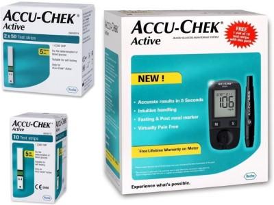 ACCU-CHEK Active Glucometer