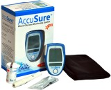 NEEDS Accusure Glucometer (Blue)
