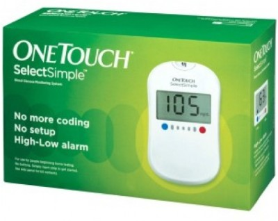 Johnson & Johnson One Touch Simpleselect Glucometer