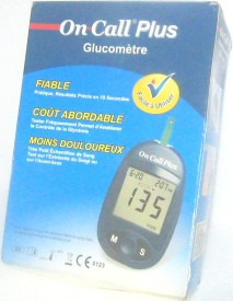 oncall oncallstrips200 Glucometer