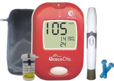 Dr. Morepen GlucoOne No Coding Glucometer