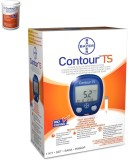 Bayer Contour TS Kit with 50 strips Gluc...