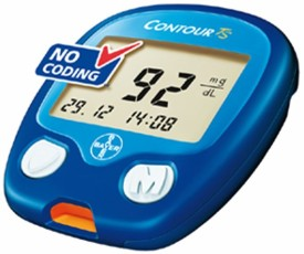 Bayer Contour TS Glucometer