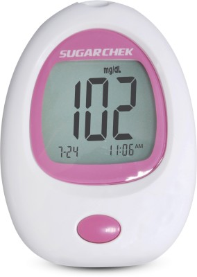 Wockhardt Sugarchek With 15 Test Strips Glucometer