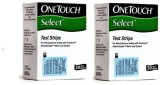 Onetouch Select Simple 100 Test Strips &...