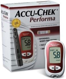 Accu-Chek Performa Blood Glucose Monitor Glucometer