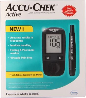 ACCU-CHEK Meter Glucometer