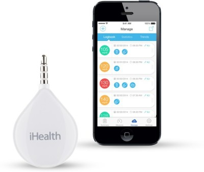 IHealth Portable Glucometer Glucometer