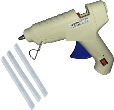 Crown 40 Watt-3 Glue Sticks Standard Temperature Corded Glue Gun(11 mm)