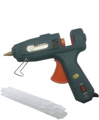 Babji 60w+100w COMBINE + 5 STICKS Dual Temperature Corded Glue Gun(11 mm)