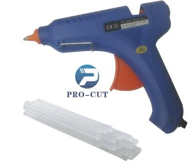 PRO-CUT 100 Watts With 5 Sticks Standard Temperature Corded Glue Gun
