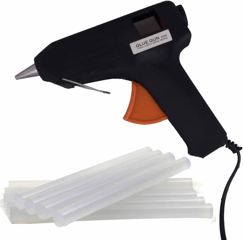 ASRAW GG40W-15 Standard Temperature Corded Glue Gun(11 mm)