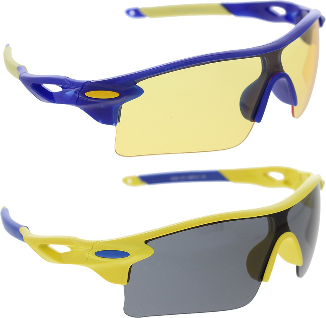 4e718f990a8 Vast Pack Of All Sports and Driving UV Protection Wrap Around Smart Cricket  Goggles