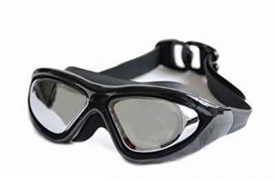 Shopaholic Junior Black Goggle Swimming Goggles