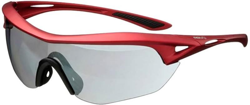 AGU Saburo Cycling Goggles(Red)