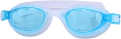 Metro Sports Polycorbonate, Anti Fog, UV Protected, Adjustable & Dual Strap-001 Swimming Goggles