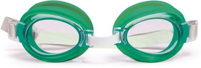 Poolmaster Green Compi-1 Junior Swimming Goggles