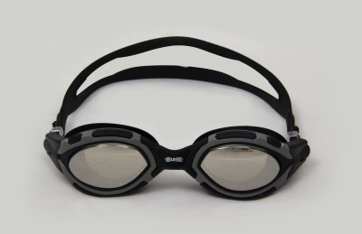 Burn Bs 55 Black Mirror Swimming Goggles