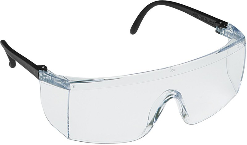 3M+ 1709 Safety Goggles(Black)