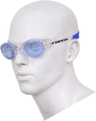 Nivia Shark Swimming Goggles