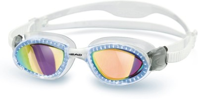 Head Superflex Mirrored (Clear/Smoke) Water Sports Goggles