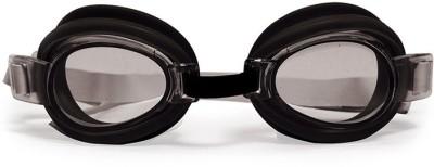Poolmaster Black Compi-1 Junior Swimming Goggles