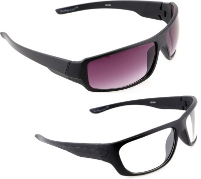 Elligator Night & Day Vision Driving Plus Summer Special Cycling Goggles