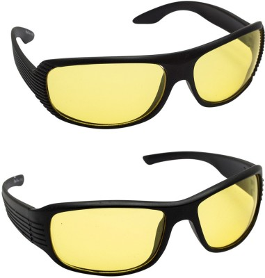 Quoface Day and Night Vision Cycling Goggles