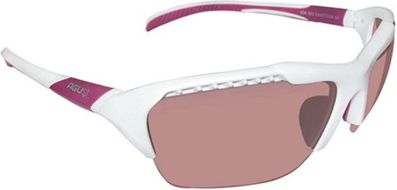 AGU Santosa Cycling Goggles(White)