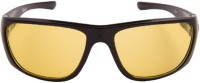 Sv-Collection Nightvision Sunglass Cricket Goggles(Yellow)