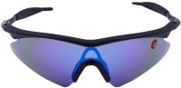 Omtex Prime Purple Cricket Goggles(Purple)