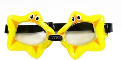 Intex Star Fish Design Fun For 3-8 Years Swimming Goggles