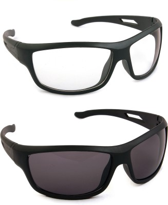 Tim Hawk Day and Night Vision Motorcycle Goggles