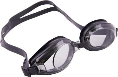 Black Swim Black Swimming Goggles