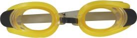 Duiken Anti-fog Yellow Swimming Goggles