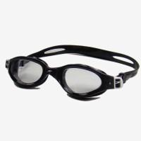 Speedo Futura Plus Swimming Goggles(Black)