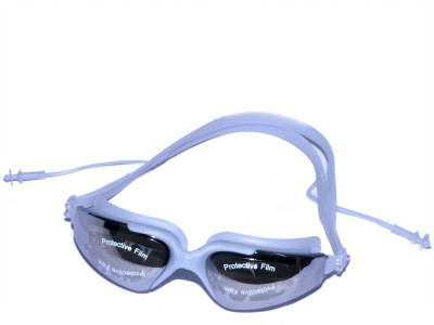 swimcart plane greyy color unisex Swimming Goggles