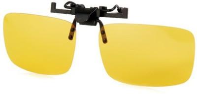 Funtabulas Night Vision Clip-on (Flip-up) Driving Goggles  Motorcycle Goggles