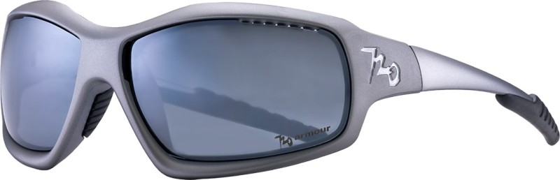 720 Armour Cross Sunglasses And Eyewear By 720 Aromour Cycling Goggles(Silver)