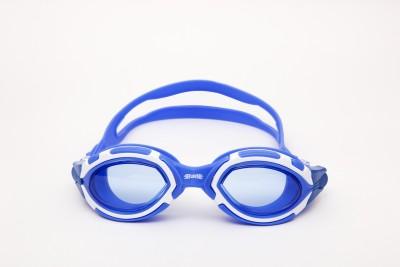 Burn Bs 55 Blue Swimming Goggles