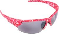 Vast Sport Wrap Around Polycarbonate Cricket Goggles(Pink)