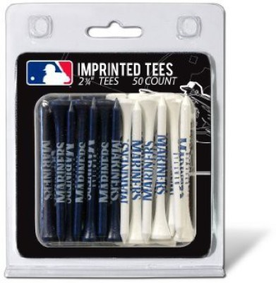 Team Golf MLB Seattle Mariners Tee Golf Tees
