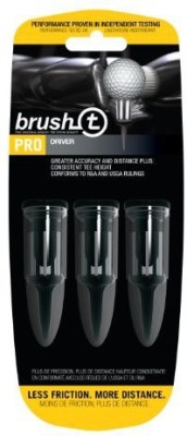 Brush-t Driver Golf Tees